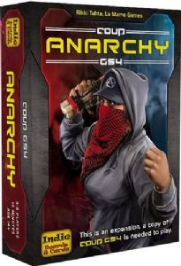 Coup Anarchy G54